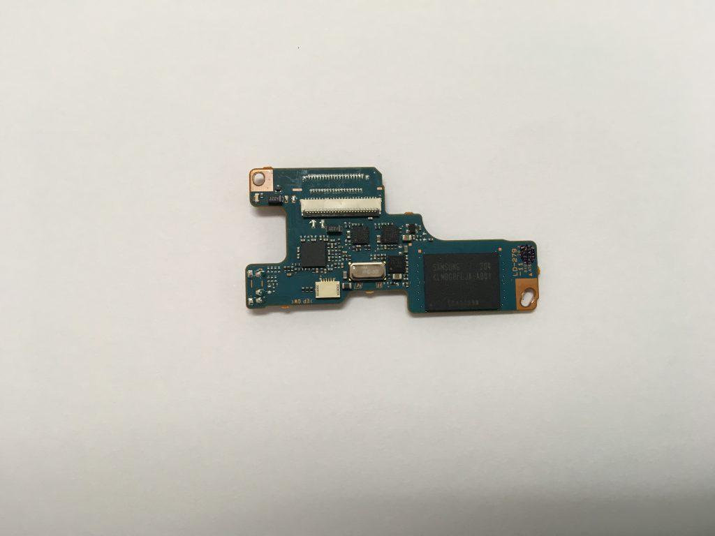 Sony HDR-CX590Vのメモリー
